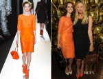 Lana Del Rey In Mulberry - Frieze Art Fair Dinner Party