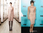Lea Michele In Emilio Pucci - Fox Upfronts 2012