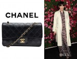 Liv Tyler's Chanel Classic Flap Bag