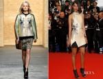 Liya Kebebe In Proenza Schouler - 'Cosmopolis' Cannes Film Festival Premiere