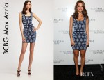 Maria Menounos' BCBG Max Azria Hailey Dress