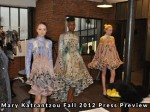 Mary Katrantzou Fall 2012 Press Preview