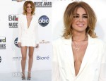 Miley Cyrus In Jean Paul Gaultier - 2012 Billboard Music Awards