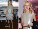Naomi Watts In Gucci - Gucci and Vanity Fair Dinner Party