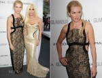 Naomi Watts In Versace - 2012 Glamour Women of the Year Awards