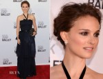 Natalie Portman In Christian Dior - New York City Ballet's 2012 Spring Gala