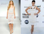 Nelly Furtardo In Alberta Ferretti - 2012 Billboard Music Awards