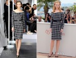 Nicole Kidman In Christian Dior Couture - 'Hemingway & Gellhorn' Cannes Film Festival Photocall