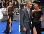 Nicole Scherzinger In Cengiz Abazoğlu Couture - 'Men In Black 3' London Premiere