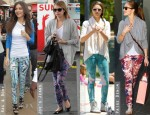 Celebrities Love...Printed Jeans