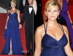 Reese Witherspoon In Atelier Versace - 'Mud' Cannes Film Festival Premiere