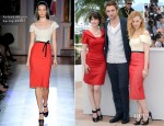 Robert Pattinson In Salvatore Ferragamo - 'Cosmopolis' Cannes Film Festival Photocall