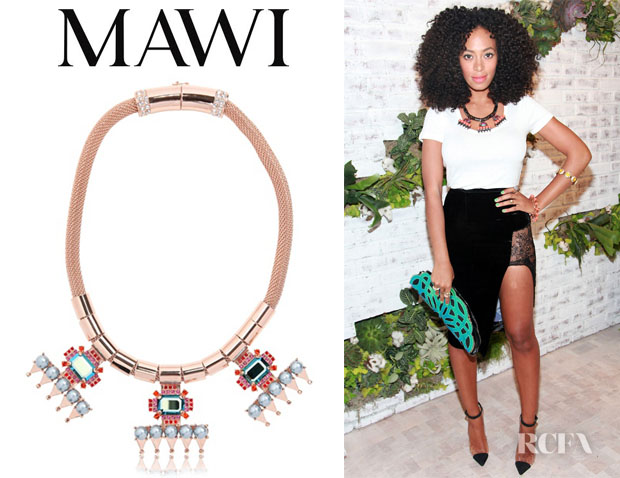 Solange Knowles Mawi