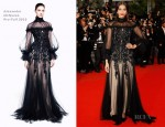 Sonam Kapoor In Alexander McQueen - 'Therese Desqueyroux' Cannes Film Festival Premiere & Closing Ceremony