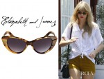 Taylor Swift's Elizabeth and James Benedict Sunglasses