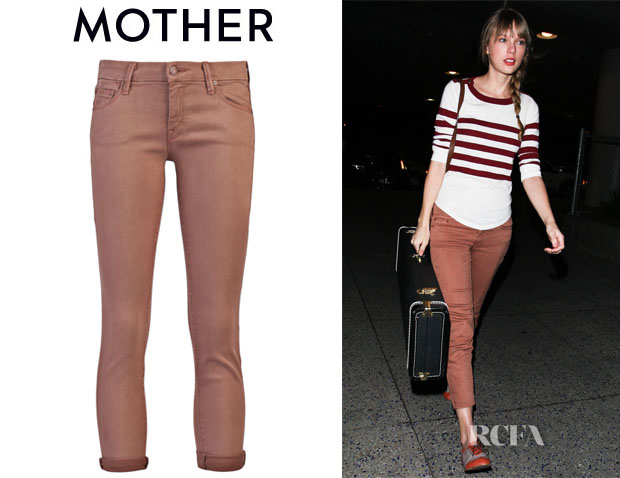 Taylor Swift Mother Denim