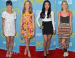 The Academy Of Television Arts & Sciences' Screening Of 'Glee'