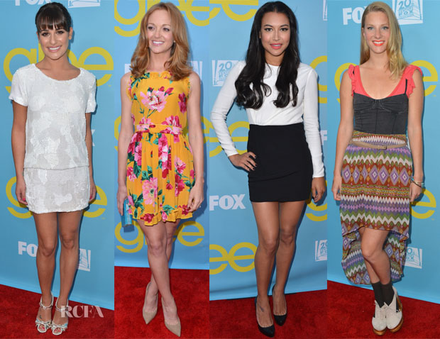 The Academy Of Television Arts & Sciences' Screening Of Fox's Glee