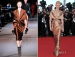 Tilda Swinton In Haider Ackermann -  'Moonrise Kingdom' Cannes Film Festival Premiere & Opening Ceremony
