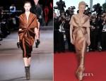 Tilda Swinton In Haider Ackermann -  'Moonrise Kingdom' Cannes Film Festival Premiere & Opening Ceremony