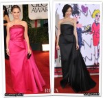 Who Wore Lanvin Better? Natalie Portman or Ni Ni