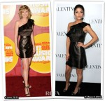 Who Wore Valentino Better? Jennifer Nettles or Jessica Szohr
