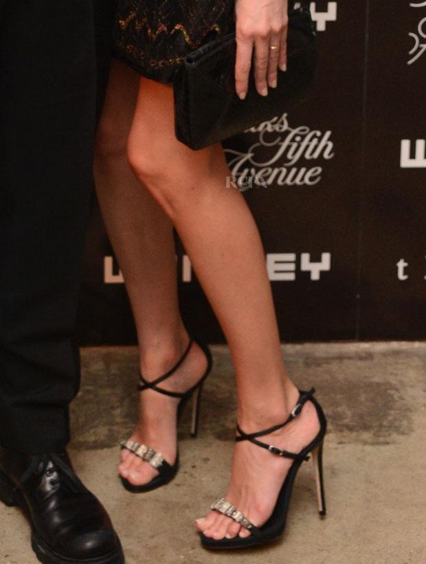 Kate Bosworth's Giuseppe Zanotti sandals
