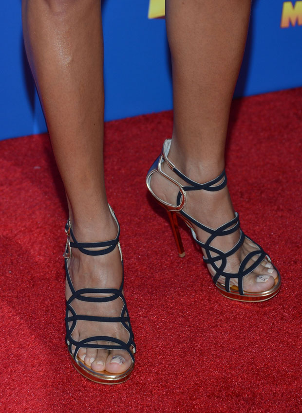 Jada Pinkett Smith's Jimmy Choo sandals