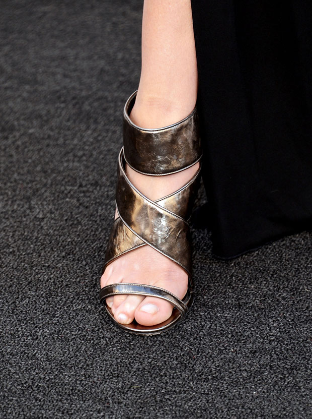 Katherine Heigl's Camilla Skovgaard heels