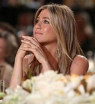 Jennifer Aniston in Burberry