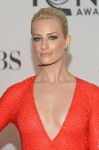 Beth Behrs in Naeem Khan