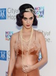 Katy Perry in vintage Nolan Miller