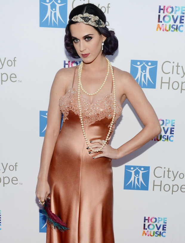 Katy Perry - City of Hope's Music And Entertainment Industry Group Honors Bob Pittman