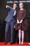 Emma Stone in Rochas