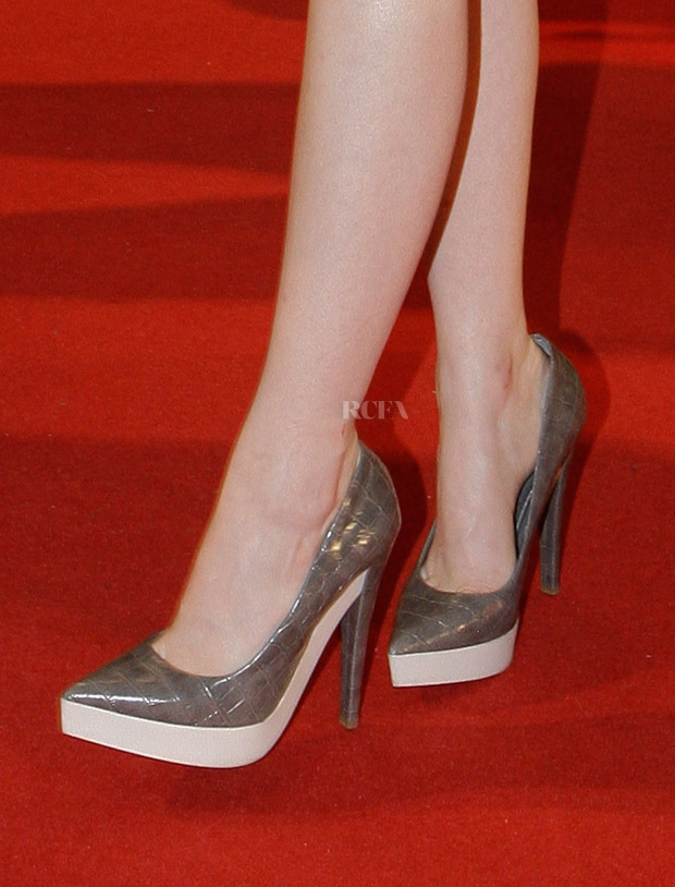 Emma Stone's Stella McCartney heels