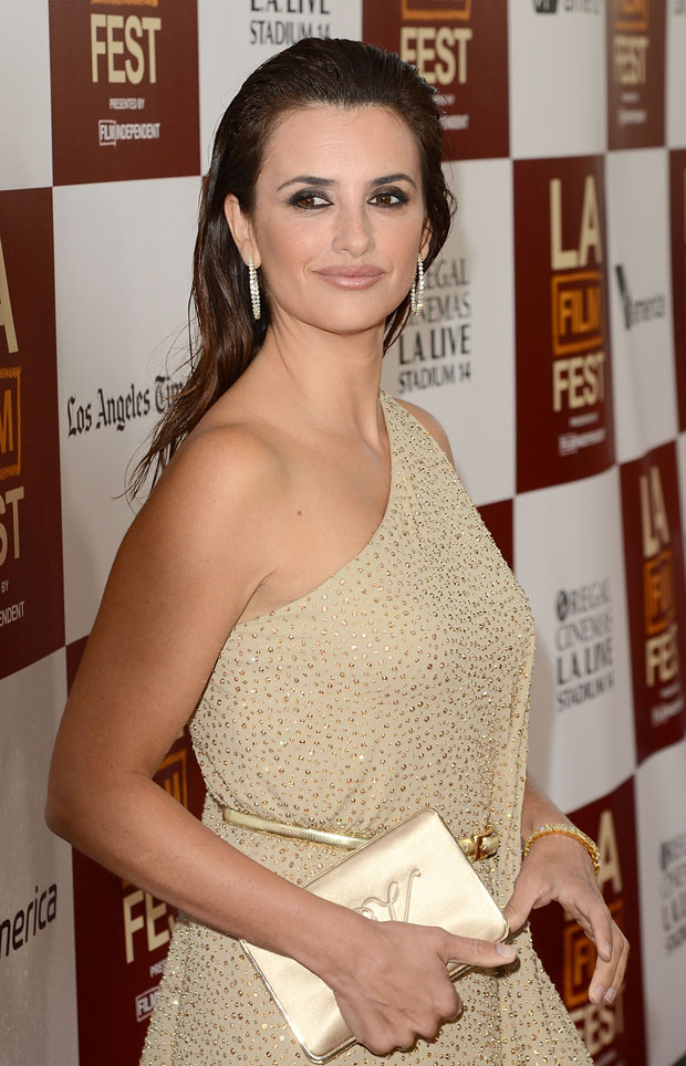 Penelope Cruz in Michael Kors