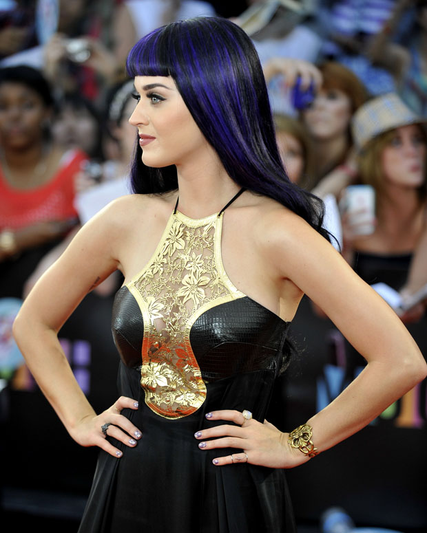 Katy Perry in VAWK