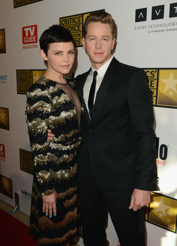Ginnifer Goodwin in Viktor & Rolf