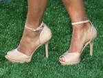 Christina Milian's heels