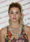 Whitney Port in Camilla and Marc with De Beers jewels