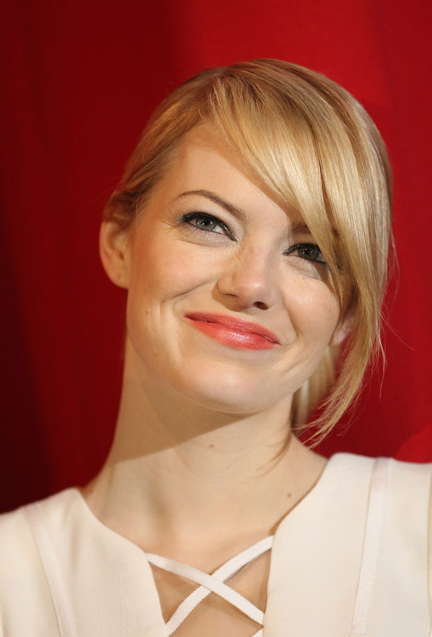 Emma Stone - 'The Amazing Spider-Man' Germany Premiere