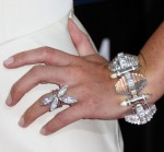 Olivia Munn's Neil Lane jewels