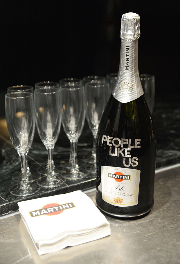 "MARTINI And The Moms Celebrate Release Of ""People Like Us"" With Elizabeth Banks"