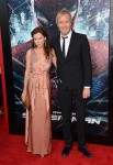 Anna Friel in Temperley London and Rhys Ifans in Dolce & Gabbana