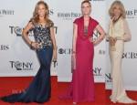 2012 Tony Awards Red Carpet Round Up