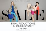 Final Reductions In The Net-A-Porter US Sale