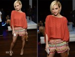 Ashlee Simpson In Haute Hippie - Samsung Galaxy S III Launch Event