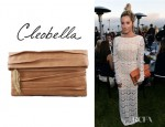 Ashley Tisdale's Cleobella Wenona Clutch