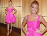 Blake Lively In Lanvin - ABC Studios