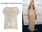 Cat Deeley's All Saints Progression Top